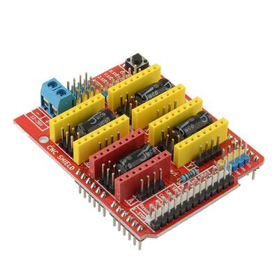 Arduino CNC Shield A4988 Uyumludur