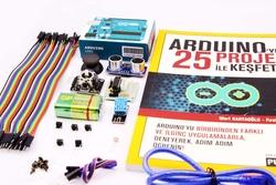 Arduino Gelişmiş Eğitim Seti - Thumbnail