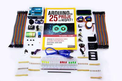 Arduino Gelişmiş Eğitim Seti