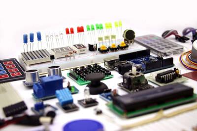 Arduino Gelişmiş Set - Uno Dip