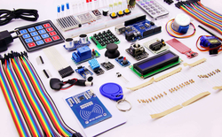 Arduino Gelişmiş Set - Uno Dip - Thumbnail