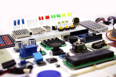 Arduino Gelişmiş Set - Uno SMD
