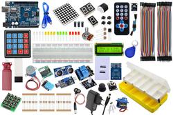 - Arduino Gelişmiş Set - Uno SMD