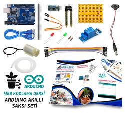 - Arduino ile Akıllı Saksı Proje Seti