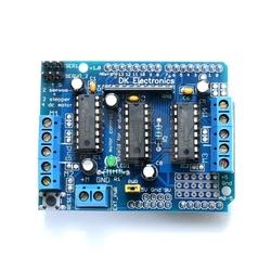 - Arduino L293D Motor Sürücü Shield - Adafruit