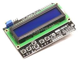 - Arduino LCD Shield