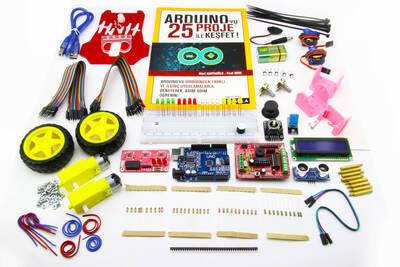 Arduino Maker Advanced Eğitim Seti