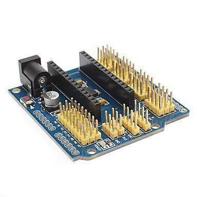 Arduino Nano Proto Shield