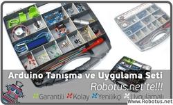 - Arduino Pro Uygulama ve Başlangıç Seti