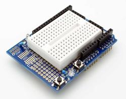- Arduino ProtoShield (Protip Geliştirme Kiti)