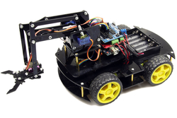 Jsumo - Arduino Robot Kollu 4WD Mobil Araba Kiti