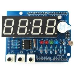 - Arduino RTC Saat Shield