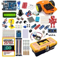 - Arduino Gelişmiş Online Eğitim Seti no:3