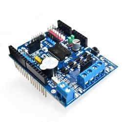 - Arduino SMD L298 Çift Motor Sürücü Shield