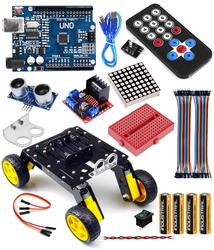 - Robotik Kodlama Arduino Online Eğitim Seti No:1