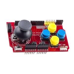 - Arduino Joystick Shield