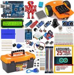- Gelişmiş Arduino Online Eğitim Seti No:1