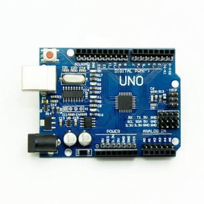 Arduino Uno R3 SMD + USB Kablo Hediyeli