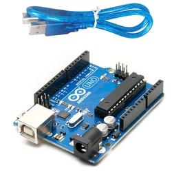 - Arduino Uno R3 + USB Kablo Hediyeli