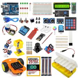 - Arduino Uno Süper Başlangıç Seti - Kitaplı