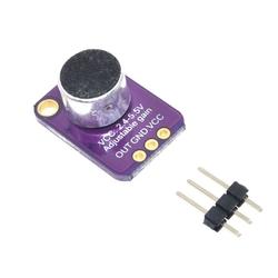 - Arduino Uyumlu Mikrofon Modülü