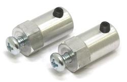 - Bağlantı Aparatı 12mm HEX (6mm Delikli)