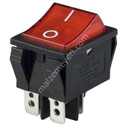- Büyük On Off Red Anahtar