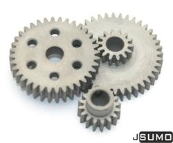 Jsumo - Çelik Dişli Seti (0,8 Modül - 6,42:1 Düşürme)
