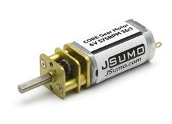 Core Dc Motor 6V 575Rpm - Thumbnail