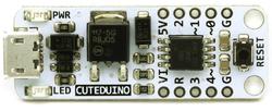 - Cuteduino Micro Denetleyici Arduino Kartı
