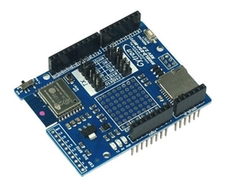 - Cytron ESP8266 WiFi Shield