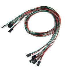 - Dişi-Dişi 3'lü kablo (70 cm)