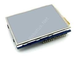 - Dokunmatik TFT LCD Arduino Shield 2.8'' (SD Kart Soketli)