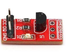 - DS18B20 Isı ve Sıcaklık Sensörü Kartı