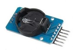 - DS3231 Hassas RTC ve 24C32 EEPROM Modülü