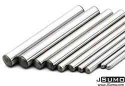 - Düz Çelik Mil Ø8mm Çap 80mm Uzunluk