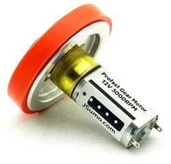 Elektron Silikon Tekerlek - 2 Adet - Thumbnail