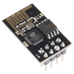 - ESP8266 Ekonomik Seri Wifi Modülü