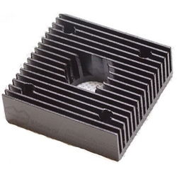 - Extruder Aluminyum Soğutucu