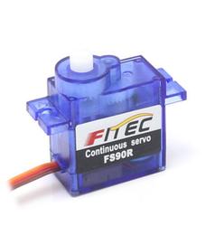 - Feetech FS90R Sürekli Dönebilen Mikro Servo Motor - PL-2820