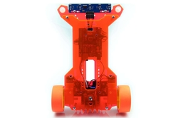 Flash Çizgi İzleyen Robot Kiti - MEB Temel Seviye Uyumlu (Demonte Montajsız) - Thumbnail