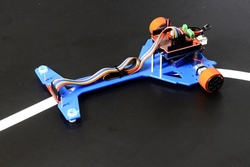 Fline Arduino Çizgi İzleyen Robot Geliştirme Kiti (Demonte Montajsız) - Thumbnail