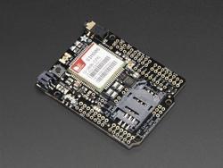 - Fona SIM808 GSM/GPS Shield