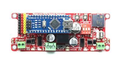 Genesis Arduino Robot Kartı (Nano Dahil Değil)