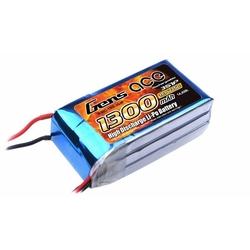 - Gens Ace 11.1V Lipo Pil 1300mAh 25C