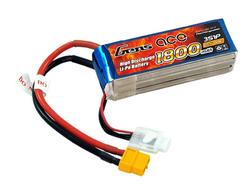 - Gens Ace 1800mAh 11.1v 40C 3S1P LiPo Batarya | Lipo Pil