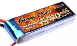 - Gens ACE 2200mAh 7.V 25C 2S1P LiPo Batarya