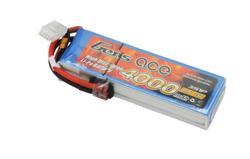 - Gens Ace 4000mAh 11.1V 25C 3S Lipo Pil | Lipo Batarya