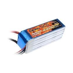 - Gens Ace 4400mAh 22.2V 35C 6S LiPo Batarya | Lipo Pil
