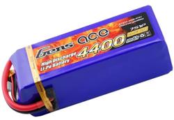 - Gens Ace 4400mAh 25.9V 65C 7S1P LiPo Batarya | Lipo Pil